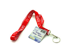 Category: Dropship Religious, SKU #RI241-144, Title: Religious lanyard ( Case of 144 )