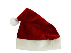 Category: Dropship Seasonal, SKU #SA319-96, Title: Classic red Santa hat ( Case of 96 )