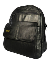 Category: Dropship Travel & Bags, SKU #CA-F230CH, Title: American Soft Leather Backpack