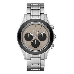 Category: Dropship Watches, SKU #DKNY-NY8659, Title: DKNY Men's NY8659 Stainless Steel Chronograph Watch