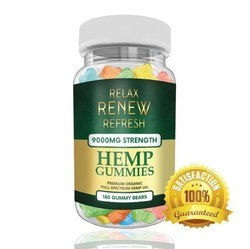 Category: Dropship Groceries, SKU #Hemp-Gummy-9000, Title: Hemp Gummies 9000mg