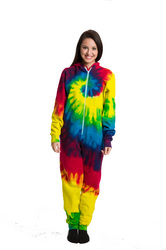 Category: Dropship Apparel, SKU #TIDYE-ALLIN1, Title: All In One Tie Dye For Adults and Kids Assorted Colors