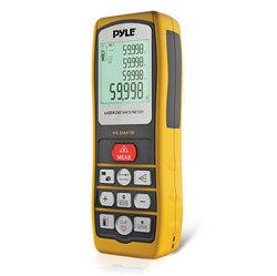 Category: Dropship Gadgets, SKU #PLDM18, Title: Handheld Laser Distance Meter W/ Backlit LCD Display, Direct / Indirect, Volume, Area Measuring