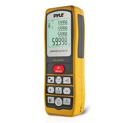 Category: Dropship Gadgets, SKU #PLDM22, Title: Handheld Laser Distance Meter W/ Backlit LCD Display, Direct / Indirect, Volume, Area Measuring