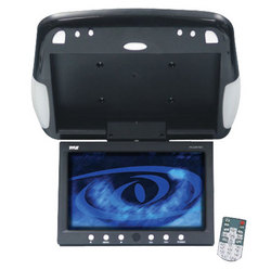 Category: Dropship Travel & Bags, SKU #PLVWR750T, Title: 7'' Roof Mount TFT-LCD Monitor w/Built-In TV Tuner