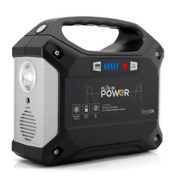Category: Dropship Gadgets, SKU #SLSPGN20, Title: Portable Power Generator - Rechargeable Battery Pack Power Supply, Solar Panel Compatible (42,000mAh Capacity)