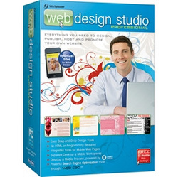 Category: Dropship Hobby, SKU #190525, Title: SiteSpinner Pro - Web Design Studio Professional Edition