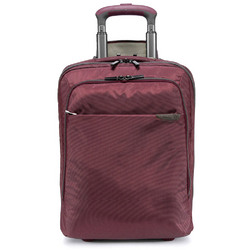 Category: Dropship General Merchandise, SKU #377808, Title: Tucano Work-Out Expanded Trolley Carry On Case, Burgundy