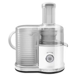 Category: Dropship Cables & Adapters, SKU #432102, Title: KitchenAid Easy Clean Juicer (fast juicer),  White KVJ0333WH
