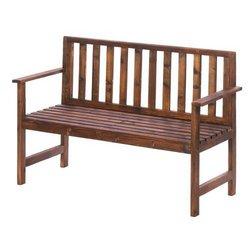 LACASA BEDDING Garden Grove Wood Bench (pack of 1 EA)