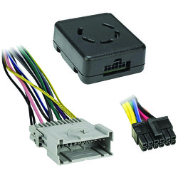 dropshipping Axxess Gm Equinox And Torrent 2005-2006 Databus Interface With Chime (pack Of 1 Ea)