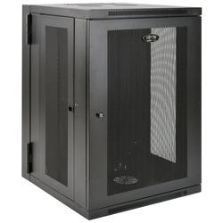 Category: Dropship Electronics, SKU #RA51669, Title: Tripp Lite Smartrack 18u Low-profile Switch-depth Wall-mount Rack Enclosure Cabinet (pack of 1 Ea)