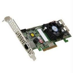 Category: Dropship Storage, SKU #3096308, Title: DUAL CORE 6G SAS 2.0 LOW PROFILE RAID CARD SUPPORT 8 INTERNAL PORTS AND MAX.128