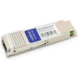 Category: Dropship Network Hardware, SKU #4101910, Title: Add-on Addon Msa Compliant Compatible Taa Compliant 40gbase-sr Qsfp+ Transceiver (mmf,
