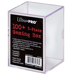 Category: Dropship Displays & Supplies, SKU #7442782623, Title: 100ct 2-Piece Case - Gaming Box