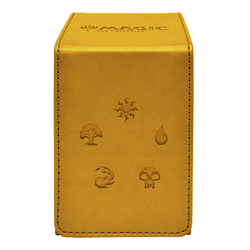 Category: Dropship Displays & Supplies, SKU #7442786780, Title: Magic Flip Box Alcove Gold