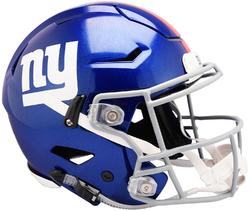 Category: Dropship Sports Fan, SKU #9585531007, Title: New York Giants Helmet Riddell Authentic Full Size SpeedFlex Style