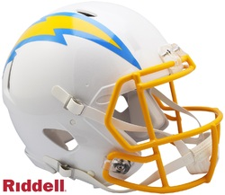 Category: Dropship New Arrivals, SKU #9585531034, Title: Los Angeles Chargers Helmet Riddell Authentic Full Size SpeedFlex Style 2020 Special Order