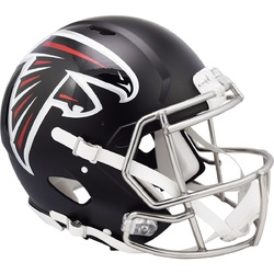 Category: Dropship New Arrivals, SKU #9585531047, Title: Atlanta Falcons Helmet Riddell Authentic Full Size Speed Style 2020