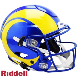 Category: Dropship New Arrivals, SKU #9585531048, Title: Los Angeles Rams Helmet Riddell Authentic Full Size SpeedFlex Style 2020 Special Order