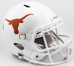 Category: Dropship Types, SKU #9585532700, Title: Texas Longhorns Helmet Riddell Replica Full Size Speed Style 2017 Design