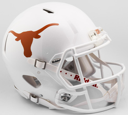 Category: Dropship Types, SKU #9585532905, Title: Texas Longhorns Helmet Riddell Authentic Full Size Speed Style 2017 Design