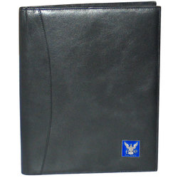Category: Dropship Military, Patriotic & Firefighter, SKU #SLP17, Title: Navy Padfolio