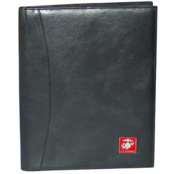 Category: Dropship Military, Patriotic & Firefighter, SKU #SLP19, Title: Marines Padfolio