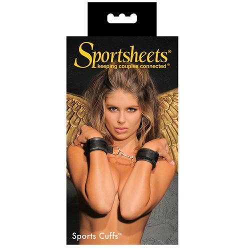 SS: Sportscuffs (Black)