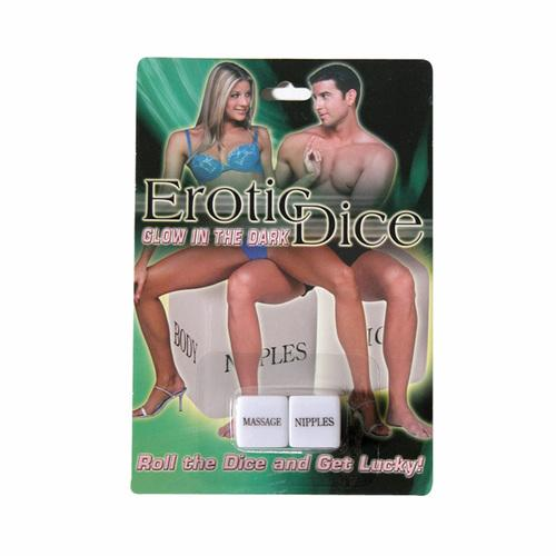 G.I.T.D. Erotic Dice (24/DP)