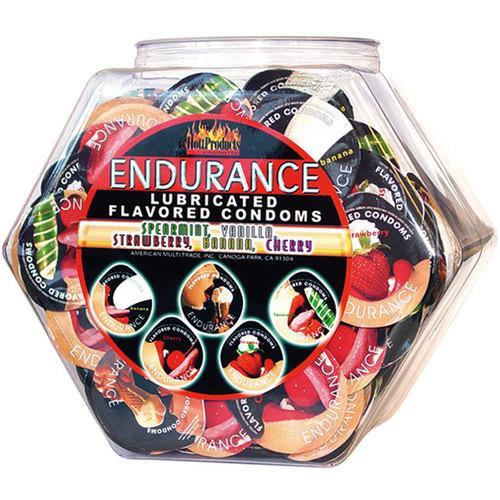Endurance Asst.Flav/Cond. Lube (144/DP)