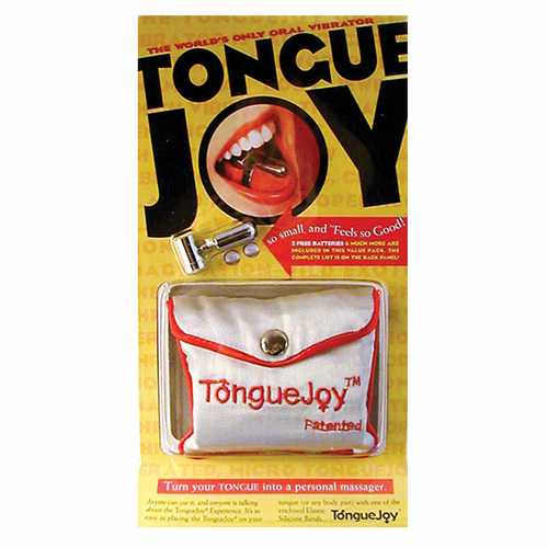 Tongue Joy Oral Vibrator Original