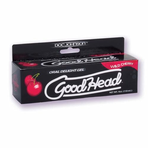 GoodHead Oral Delight Gel Cherry 4oz
