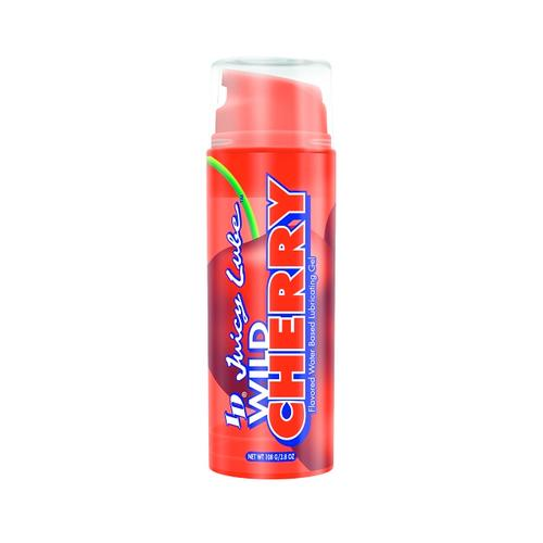 ID Juicy Lube Wild Cherry 3.8oz