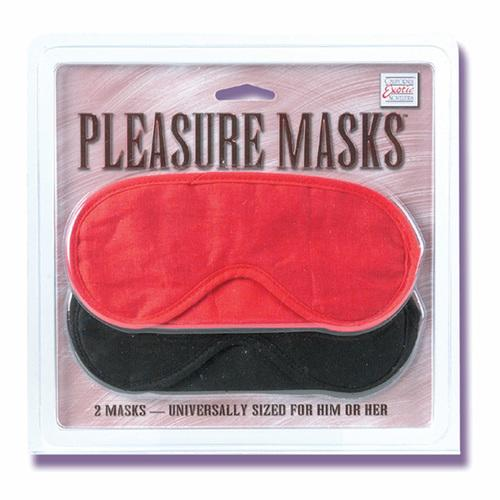 Pleasure Masks - 2 Per Pack