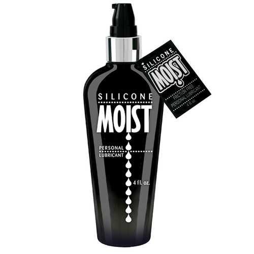 Moist Silicone Lubricant 4 fl oz