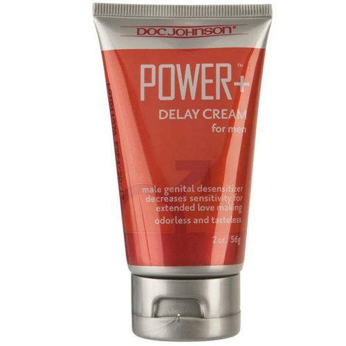 Power + Delay Cream 1oz.