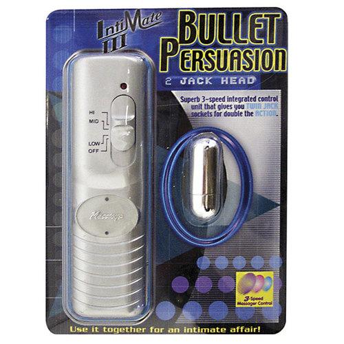 Bullet Persuasion Silver Bullet