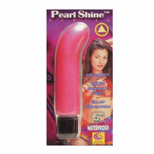 WP Pearl Sheens G-Spot 5in. (Pink)