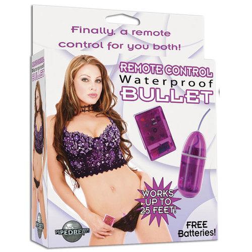 WP Remote Control Bullet (Purple)