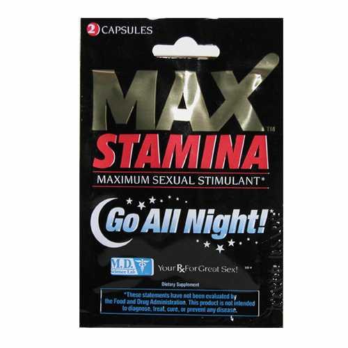 MaxStamina 2pk (24/DP)