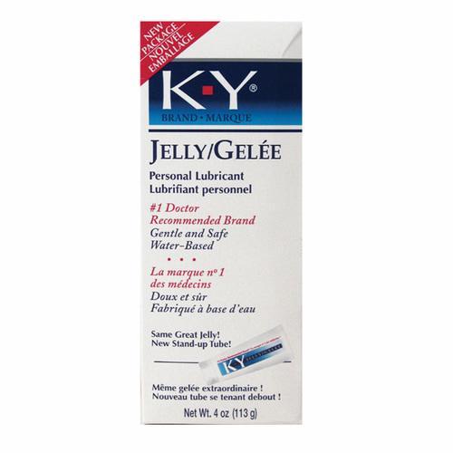 K-Y Jelly 4oz. Tube
