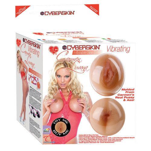 Carmens Luvana Sex Doll W/Vibrator