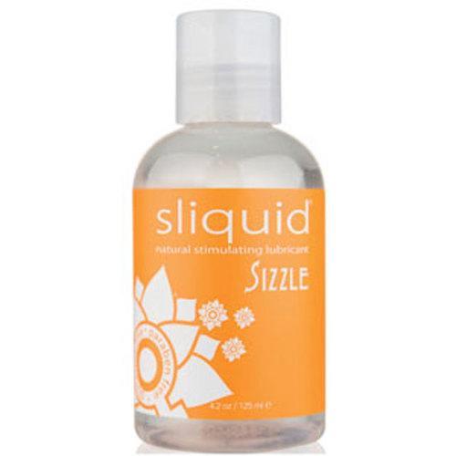 Sliquid Sizzle Warming 4.2oz
