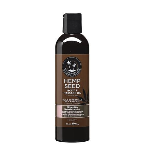 EB Massage Oil Skinny Dip 8oz.