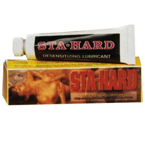 Sta-Hard Desensitizing Lube .5oz.