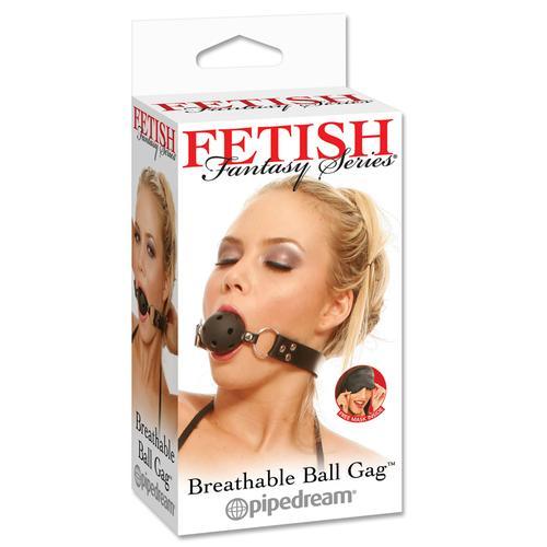 FF Breathable Ball Gag
