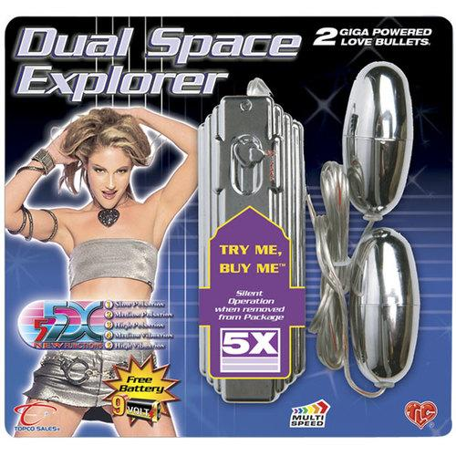 5x Dual Space Explorer