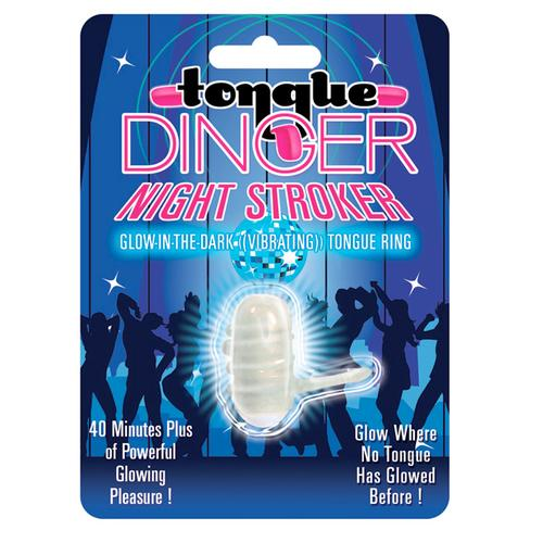 Tongue Dinger Night Stroker Gitd