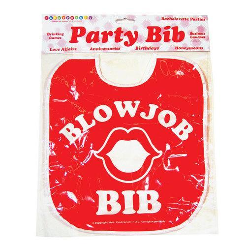 Blow Job Bibs